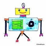 robot illustration @DanaMLewis